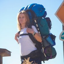 Reese Witherspoon in un momento di 'Wild'