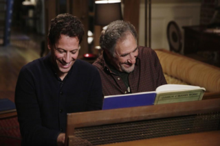 Forever: Ioan Gruffudd e Judd Hirsch in 6 A.M.