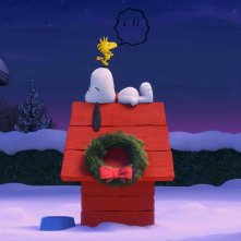 Snoopy & Friends - Il film dei Peanuts: Snoopy e Woodstock in una scena del film animato