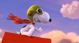 Snoopy & Friends - Il film dei Peanuts: Snoopy in una scena tratta dal film