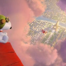 Snoopy & Friends - Il film dei Peanuts: Snoopy in una scena del film animato