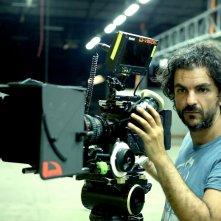 Mirafiori Lunapark: il regista Stefano Di Polito sul set del film