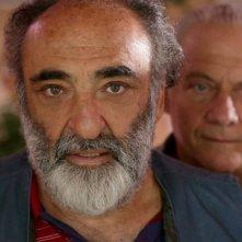 Mirafiori Lunapark: Alessandro Haber con Giorgio Colangeli in un momento del film