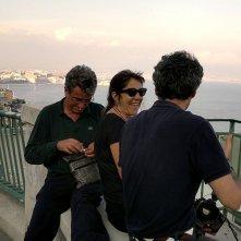Let's Go: Antonietta De Lillo e Luca Musella sul set del documentario