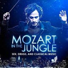 Mozart in the Jungle: la locandina della serie