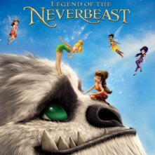 Locandina di Tinkerbell and the Legend of the NeverBeast