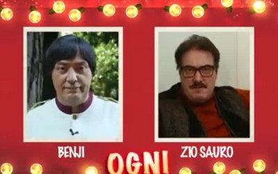 Intervista Doppia a Corrado Guzzanti - Ogni maledetto Natale