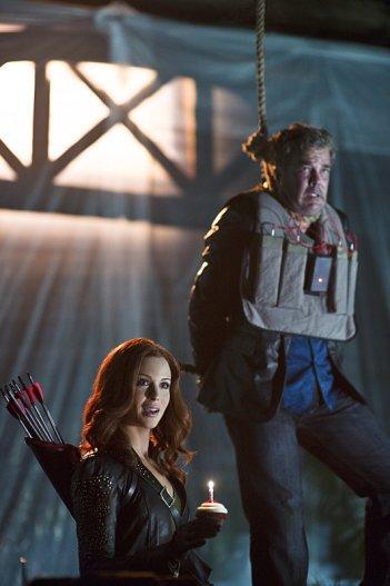 Arrow: l'attrice Amy Gumenick nell'episodio intitolato Draw Back Your Bow