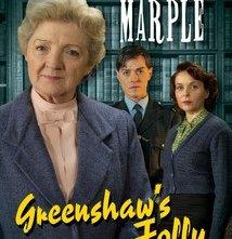 Locandina di Miss Marple - La follia di Greenshaw