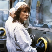 SIlkwood: Meryl Streep in una scena del film