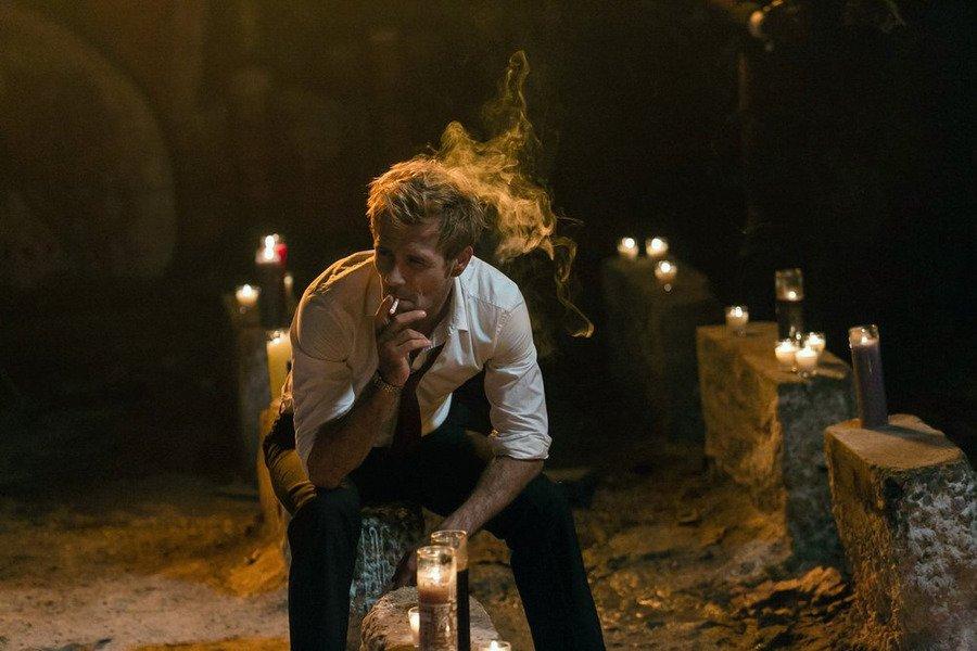 Constantine: l'attore Matt Ryan nell'episodio intitolato Danse Vaudou
