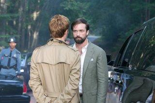 Constantine: Matt Ryan ed Emmett Scanlan nella puntata intitolata Danse Vaudou