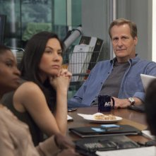 The Newsroom: Olivia Munn e Jeff Daniels in Contempt