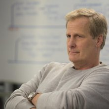 The Newsroom: Jeff Daniels in una scena dell'episodio Contempt