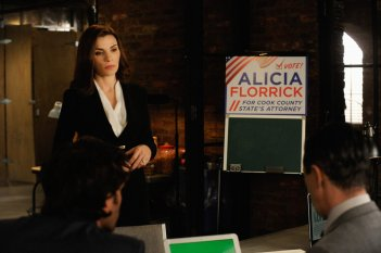 The Good Wife: Julianna Margulies interpreta Alicia Florrick in The Trial