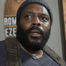 The Walking Dead: Chad L. Coleman interpreta Tyreese in Crossed