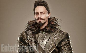 Pan: un'immagine promozionale di Hugh Jackman nei panni di Blackbeard