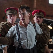 The Imitation Game: una drammatica scena con Benedict Cumberbatch