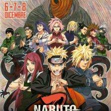 Locandina di Naruto - La via dei ninja