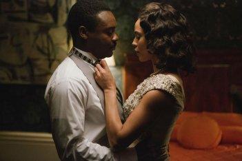 Selma: una scena con David Oyelowo e Carmen Ejogo