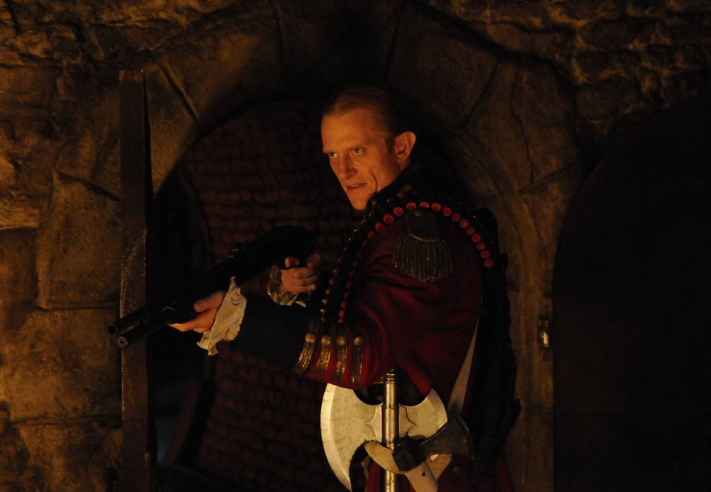 Sleepy Hollow: l'attore Neil Jackson nell'episodio intitolato Magnum Opus