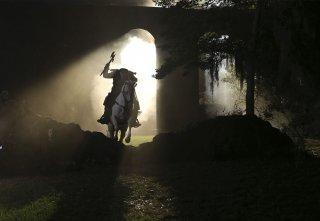 Sleepy Hollow: Tom Mison interpreta Ichabod Crane in Magnum Opus
