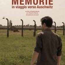 Locandina di Memorie - In viaggio verso Auschwitz