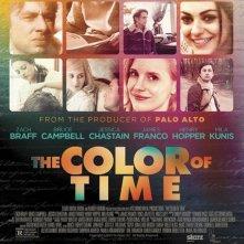 Locandina di The Color of Time