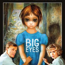 Locandina di Big Eyes