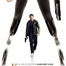 Kingsman: Secret Service - Il character poster di Taron Egerton