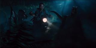 Jurassic World: i velociraptor dal trailer