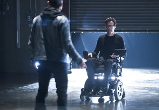The Flash: l'attore Tom Cavanagh in Power Outage