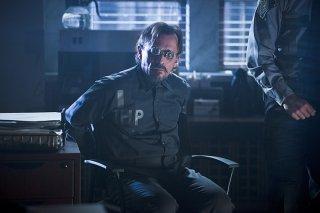 The Flash: Robert Knepper interpreta William Tockman in Power Outage