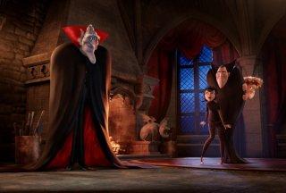 Hotel Transylvania 2: la prima immagine svela il personaggio doppiato da Mel Brooks
