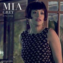 Cinquanta sfumature di grigio: Rita ora è Mia Grey