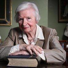 La scrittrice P.D. James