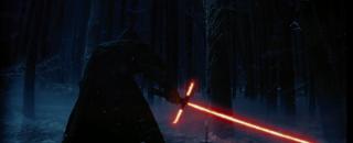 Star Wars: Il risveglio della forza un'immagine dal teaser trailer