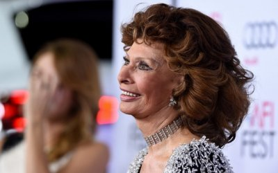 Cinema Italian Style: Hollywood s'inchina a Sophia e al cinema italiano