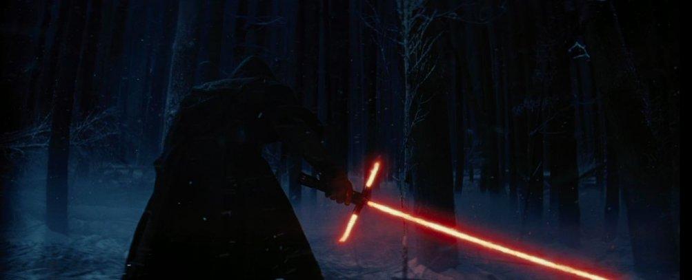 Star Wars: Il risveglio della forza - un Sith in un'immagine dal trailer