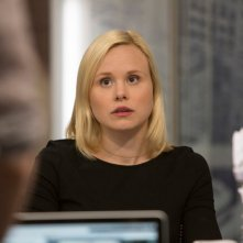 The Newsroom: l'attrice Alison Pill interpreta Maggie in Contempt