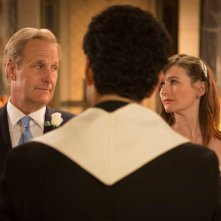 The Newsroom: Jeff Daniels ed Emily Mortimer nella puntata intitolata Contempt