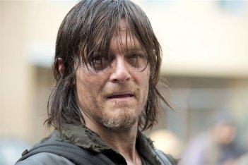 The Walking Dead: Norman Reedus in una scena dell'episodio intitolato Coda
