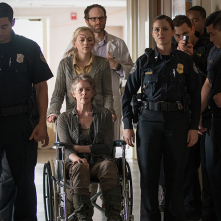 The Walking Dead: Emily Kinney, Melissa McBride, Erik Jensen e Christine Woods in Coda