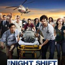 The Night Shift: una locandina per la prima stagione