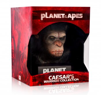 *Apes Revolution Caesar Warrior's Collection