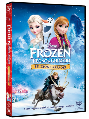Frozen Edizione Karaoke