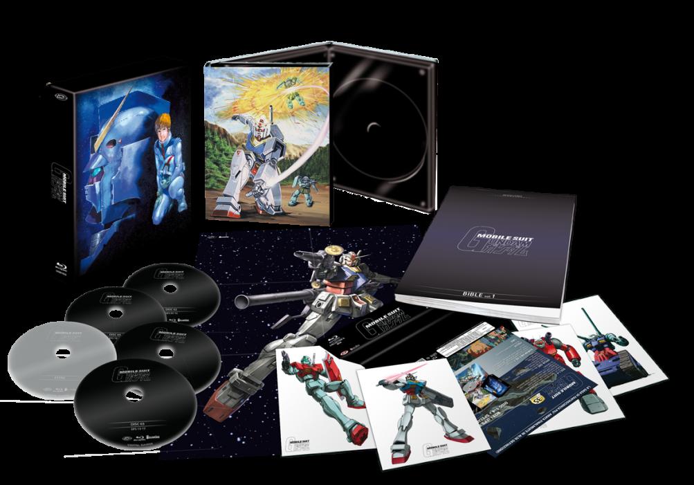 Mobile Suit Gundam BD Box