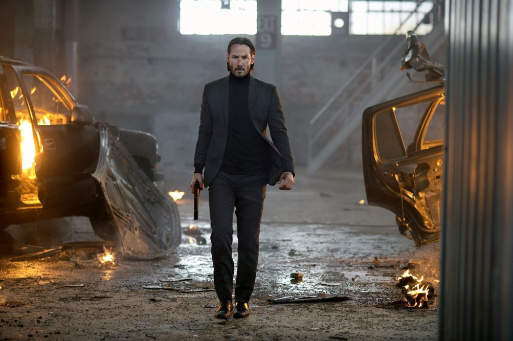 John Wick: Keanu Reeves nella prima immagine del film