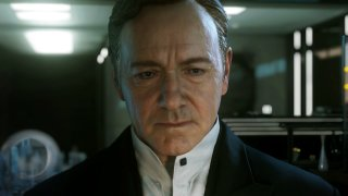 Kevin Spacey nel videogioco Call of Duty®: Advanced Warfare