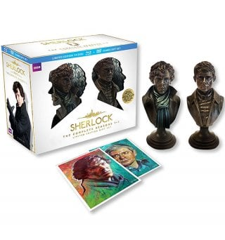 Sherlock The Complete Series